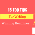 Writing winning headlines