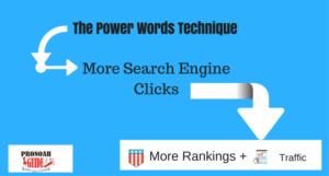 Power Words Technique