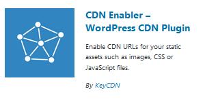 KeyCDN setup for WordPress
