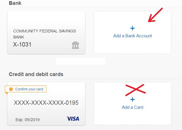 payoneer add card to paypal