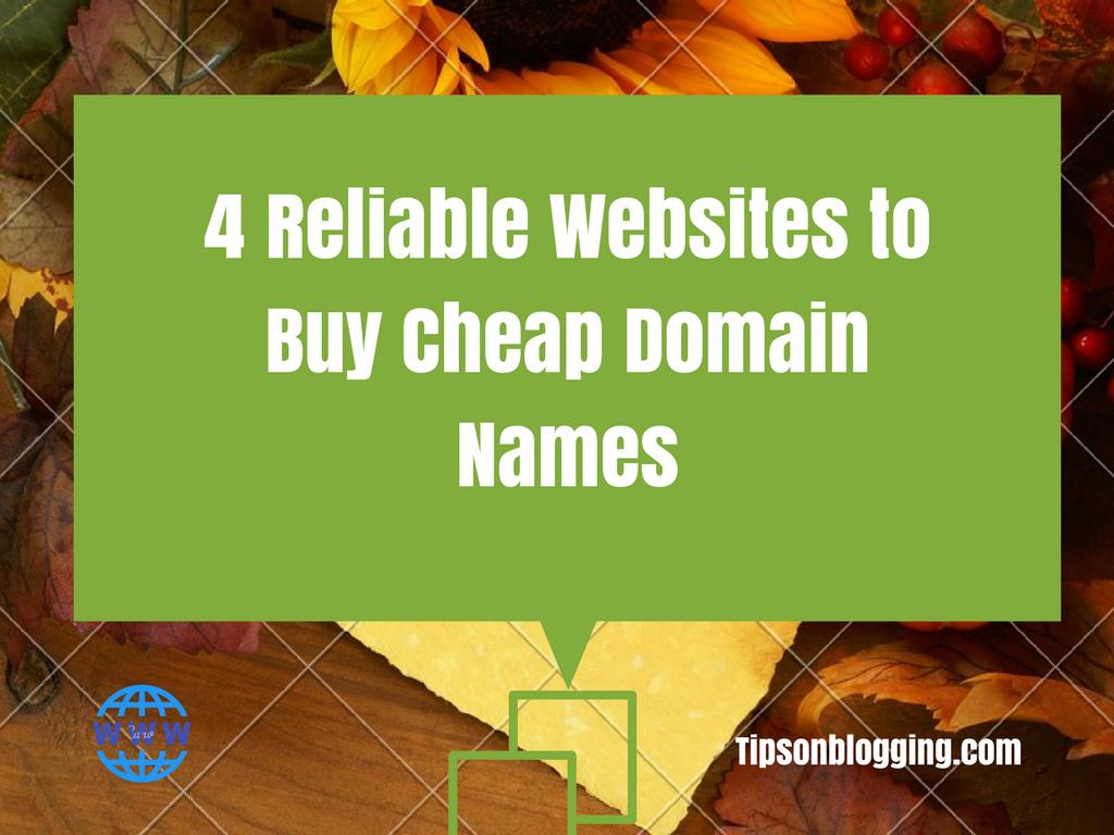 cheap domain names