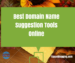 domain name suggestion tools online
