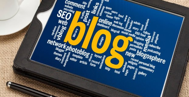 how to build a blog following