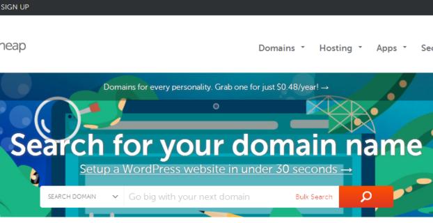 namecheap domain registrar