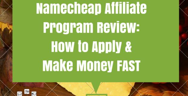 Namecheap Affiliate Program