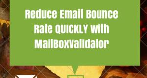 Mailbox validator review