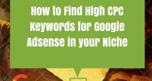 Google Adsense High CPC keywords