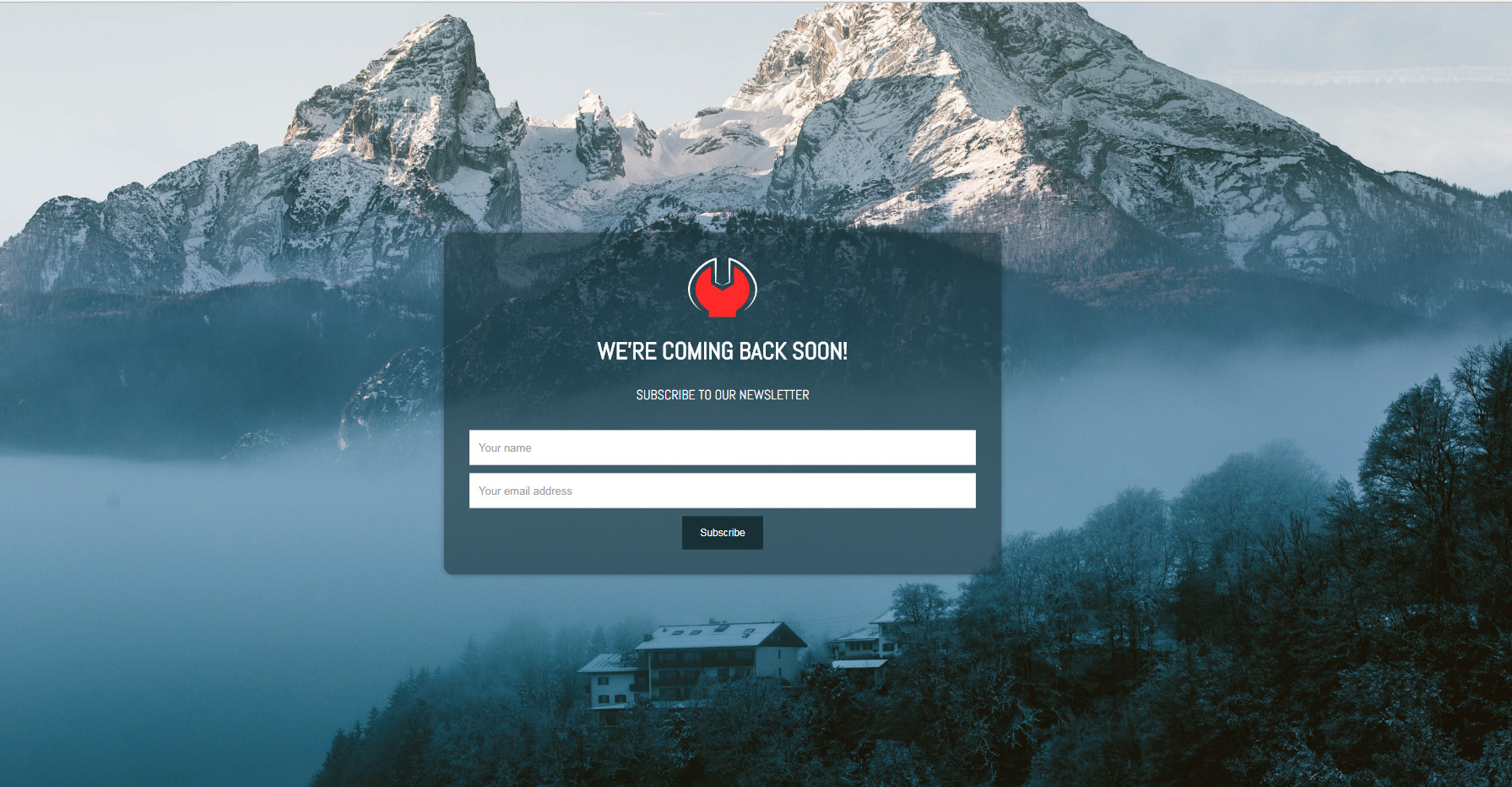 How to create coming soon page for wordpress